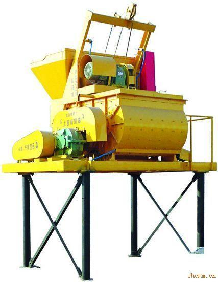 twin shaft concrete mixer ushers new Ni-hard wearings reinforced pallet groups 45° pallet angles why mb-t twin shaft concrete mixers high quality motors long lifetime of bearings.